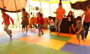 Aulas de circo
