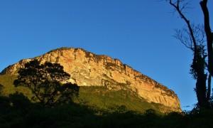 Morro Branco do Vale do Capão